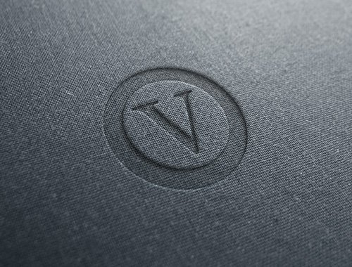 Voewood branding system.