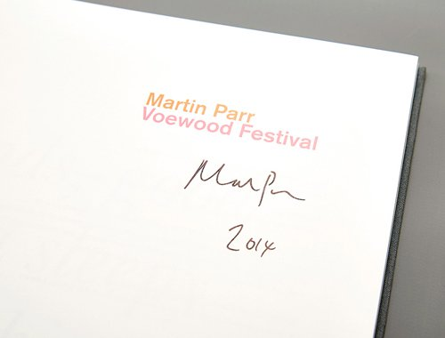 Martin Parr Voewood Festival